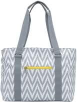 J L Childress RYCO Tote Diaper Bag, Grey