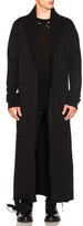 Unravel Terry Hooded Boxing Robe