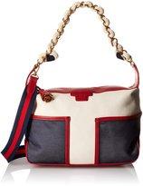 Tommy Hilfiger Josie Hobo Top Handle Bag