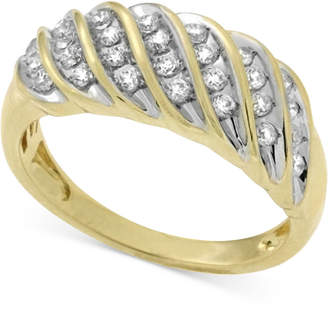 Wrapped in Love Diamond Band (1/2 ct. t.w.) in 10k Gold