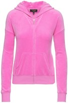 Juicy Couture Logo Velour Certified Glamour Sunset Jacket