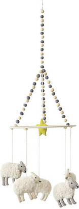 Pehr Counting Sheep Mobile - White