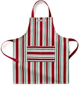 Holiday Stripe Kids Apron
