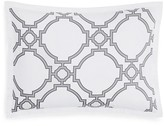 Hudson Park Trellis King Sham - 100% Exclusive