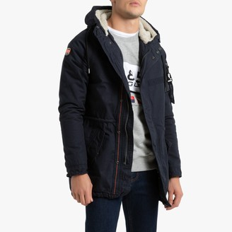Superdry Winter Hooded Military Parka
