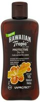 Hawaiian Tropic Protective Dry Oil SPF 15 Medium 100ml