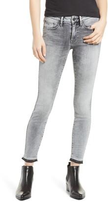 G Star Release Hem Ankle Skinny Jeans