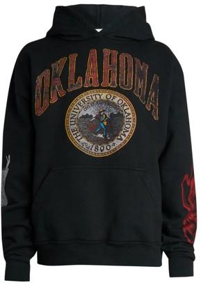 Rhude University Of Oklahoma Graphic Hoodie