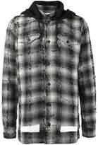 Off-White diagonal print shirt hoodie
