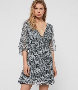 AllSaints Ivey Scatter Dress