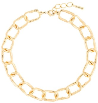 Jennifer Behr Curb-Chain Short Necklace