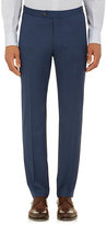 Isaia Men's Gregory Trousers-BLUE