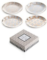 Rosanna 'Luxe Moderne' Appetizer Plates