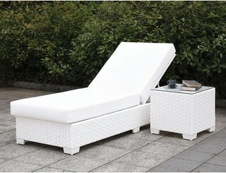 Rosecliff Heights Kuhn 2 Piece Deep Seating Group with Cushions