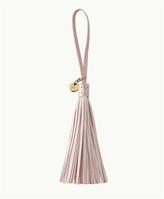 GiGi New York Leather Bag Tassel Pearl