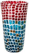 Venini Ravenna Mosaic Glass Vase