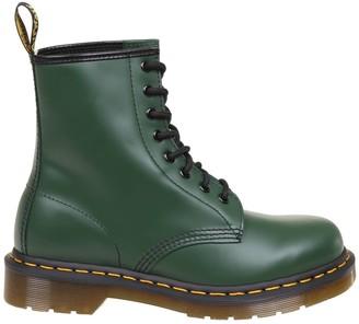 Dr. Martens Green Women's Boots | Shop