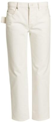 Bottega Veneta Classic Mid-Rise Straight Jeans