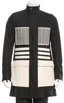 Rick Owens Ribbed Field Coat w/ Tags