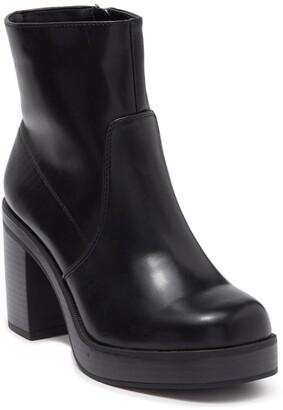 Madden-Girl Tornado Block Heel Boot