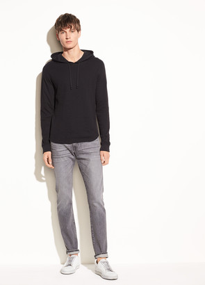 Vince Double Knit Hoodie
