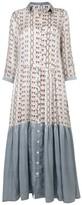 Jessica Russell Flint Shirt Dress Prairie Check