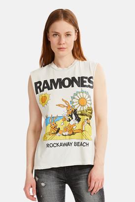 MadeWorn Ramones Rockaway Beach Tank