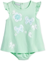 First Impressions Butterflies Skirted Romper, Baby Girls (0-24 months), Created for Macy's