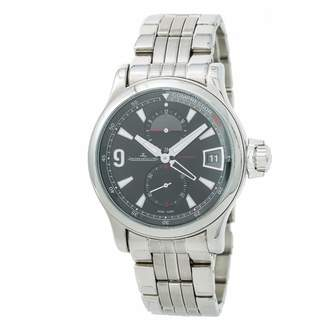 Jaeger-LeCoultre Jaeger Lecoultre Master Compressor Black Steel Watches