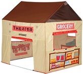 Pacific Play Tents Grocery Store/Puppet Theater Tent Toy
