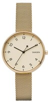 Skagen Women's Signatur Mesh Strap Watch, 36Mm