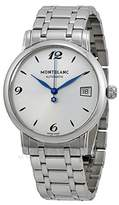 Montblanc Women's Star Classique 111591 Stainless-Steel Swiss Automatic Watch