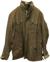 MHI Khaki Cotton Jackets