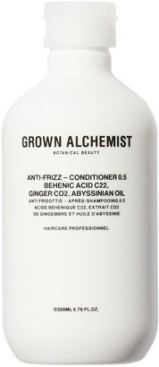 GROWN ALCHEMIST 200ml Anti-frizz - Conditioner 0.5
