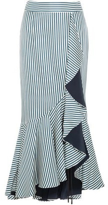 Hellessy 3/4 length skirt