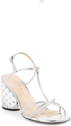 Marc Jacobs Sheena Crystal Embellished Block Heel Sandal