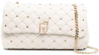 Liu Jo Star-Studded Chain-Strap Shoulder Bag