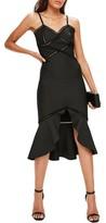 Missguided Women's Midi Body-Con Dress