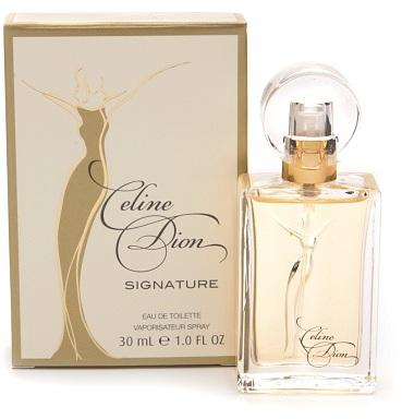 Celine Dion Signature Eau de Toilette Spray