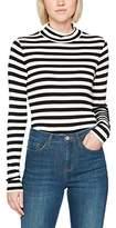 Rene Lezard Women's T5A5555 Longsleeve T-Shirt
