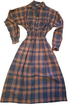 Guy Laroche Multicolour Cotton Dresses
