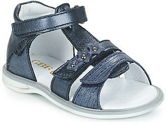 GBB SYLVIE girls's Sandals in Blue