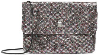 Bonton Glitter Cross-Body Bag