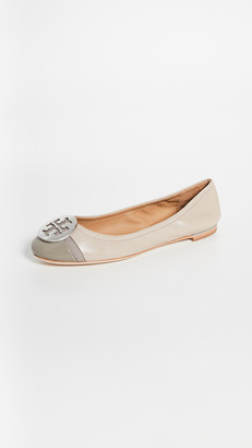 Tory Burch Minnie Cap Toe Ballet Flats