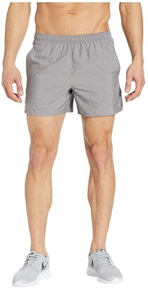 Nike Challenger Shorts 5 BF (Black/Pacific Blue/Reflective Silver) Men's Shorts