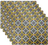 +Hotel by K-bros&Co Hotel Circles Placemat 6-pk.