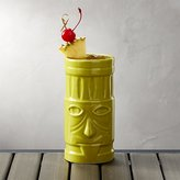Crate & Barrel Tiki Mug