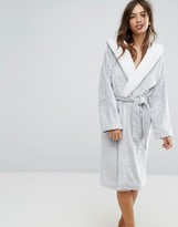 New Look Frosted Fluffy Robe