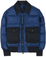 Ami Alexandre Mattiussi zipped down jacket
