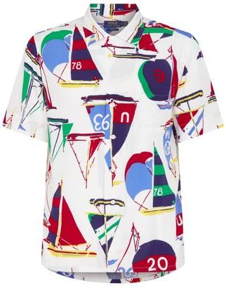 Ralph Lauren Nautical Custom Fit Shirt